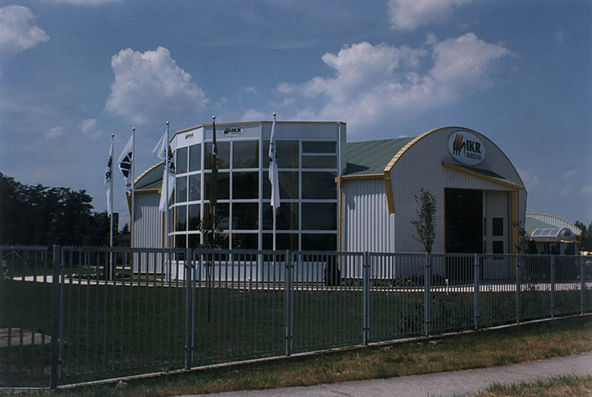 IKR Területi központ